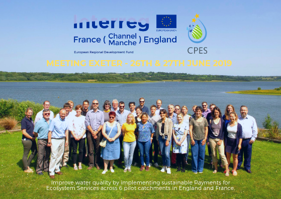 Exeter: A fruitful meeting for the CPES partners